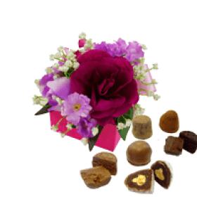 4 pc Flower Box
