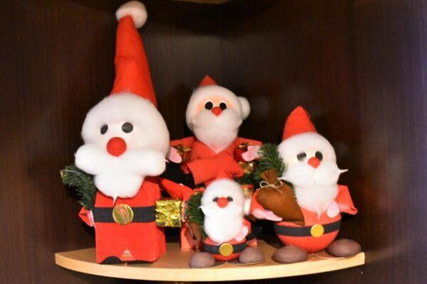 Santa Claus box - 2, 10 or 20 pieces