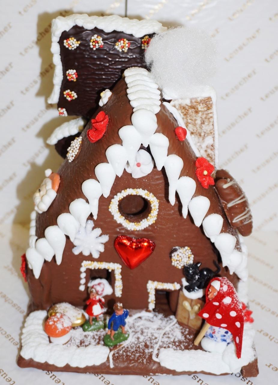 Gingerbread House made in Zurich, Switzerland - Limited Edition - 20oz