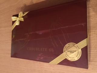 A box with chocolate sticks - Lb 0.5