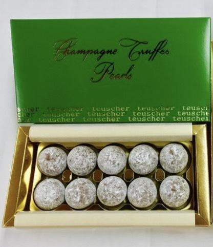 Promotion: Champagne  Pearls - 10 pieces Box
